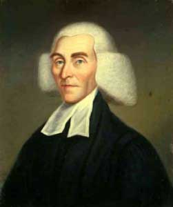 Rev. George Duffield, Sr., 1732-1790