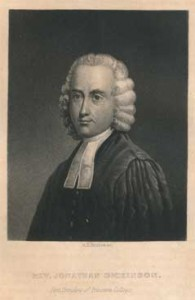 Rev. Jonathan Dickinson, First President of Princeton College