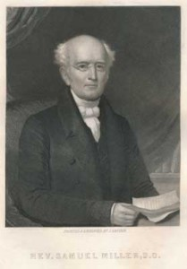 Dr. Samuel Miller