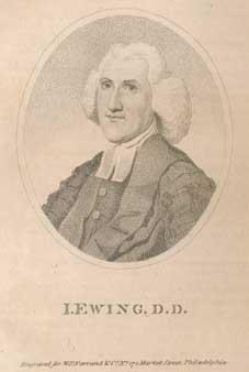 Rev. Dr. John Ewing, D.D.