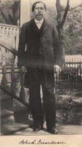 Girardeau, John Lafayette [14/11/1825-23/06/1898]
