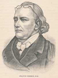 Francis Herron, D.D.