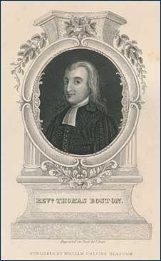 Thomas Boston [1676-1732]