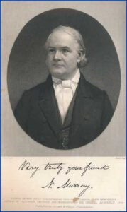 Rev. Dr. Nicholas Murray [25 December 1802 - 11 February 1861]